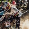 Rachel Atherton DH race