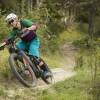 Liv Vall E+ Pro E-Bike Riding 21