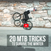 Video: 20 MTB Tricks to survive the winter II header