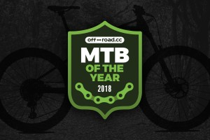OR Awards 2018 MTB bike of the year header