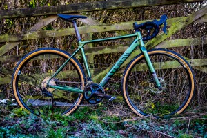 Canyon Grail AL 7.0 Detail whole bike