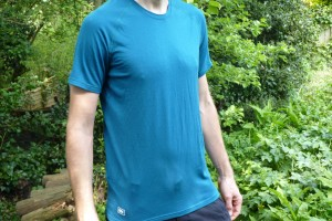 Mons Royale Men's Merino Temple Tech T