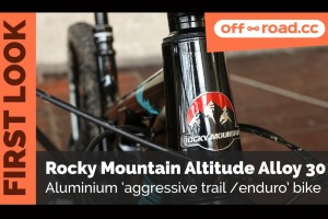 First Look - Rocky Mountain Altitude Alloy 30 thumbnail