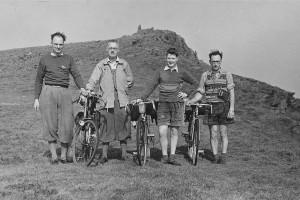 Rough Stuff Fellowship in 1956