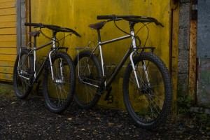 Sven Cycles Rohloff Explorer