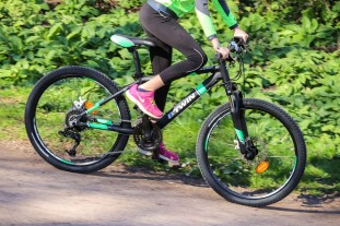 BTwin Rockrider 700 - riding 4.jpg