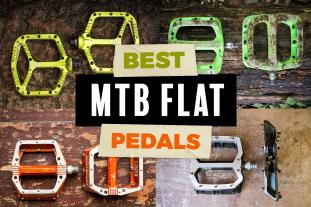 Best MTB Flat Pedals Header