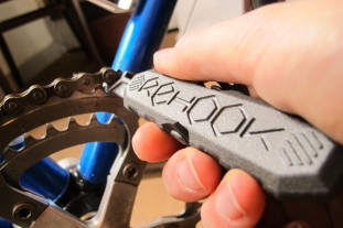 Rehook chain tool