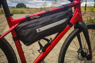 merida travel frame bag