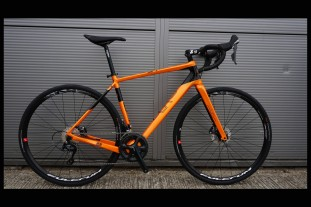 Orro Terra C in orange colour option