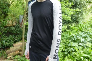 Mons Royale Temple Tech Long Sleeve Jersey