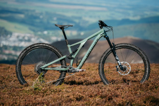 2021 Specialized Stumpjumper First Ride