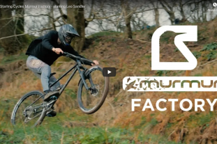 Video The Starling Cycles Murmur Factory - starring Leo Sandler header