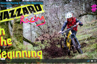 Hazzard Racing #1 - In The Beginning header