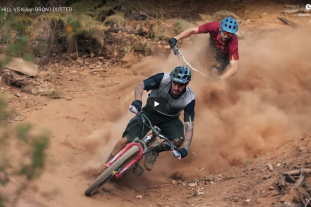 Sam HILL VS Kilian BRON | DUSTED header