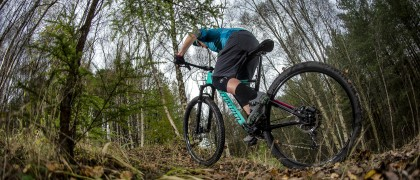 Specialized Women's Epic Carbon Comp Riding