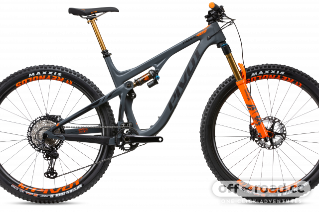 Pivot Cycles trail 425 enduro build hero