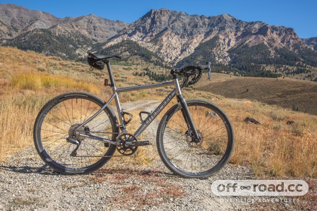 Litespeed Ultimate Gravel Cycleshow 2018