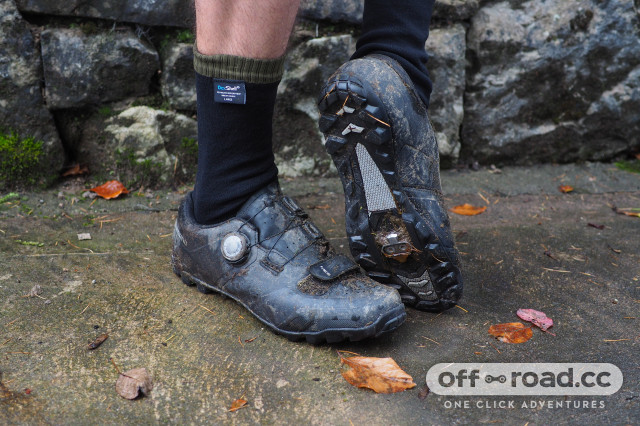 2020 Shimano ME 5 Trail shoe review main shot.JPG