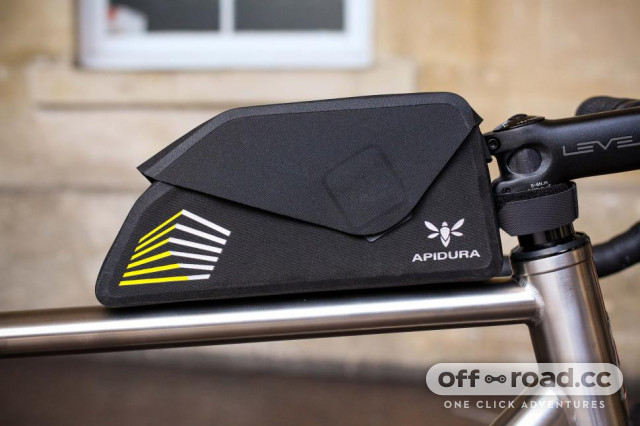 2020 apidura bolt top tube bag