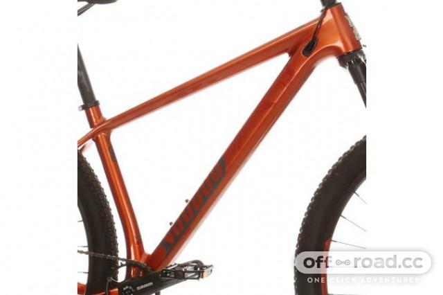 Voodoo Bizango Carbon frame