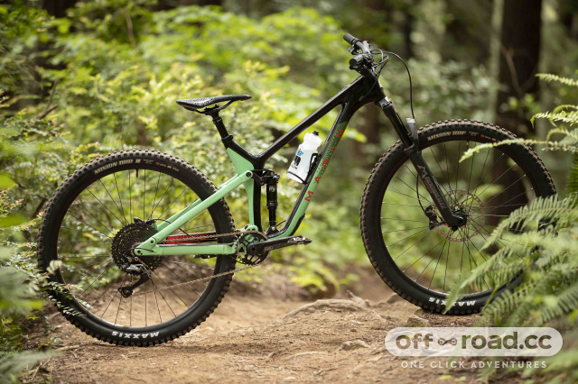 Marin Rift Zone Carbon 1
