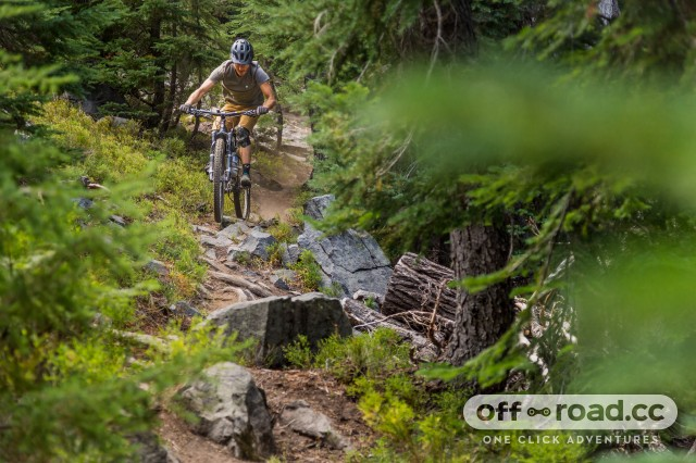 Cotic Trash free trails