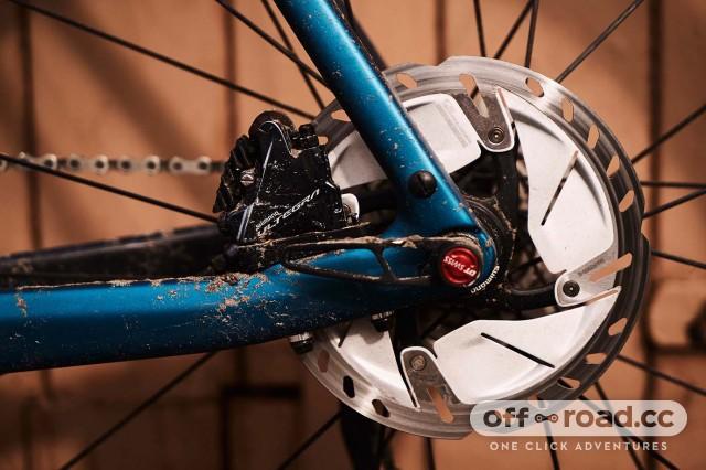 Rose Backroad Detail brakes