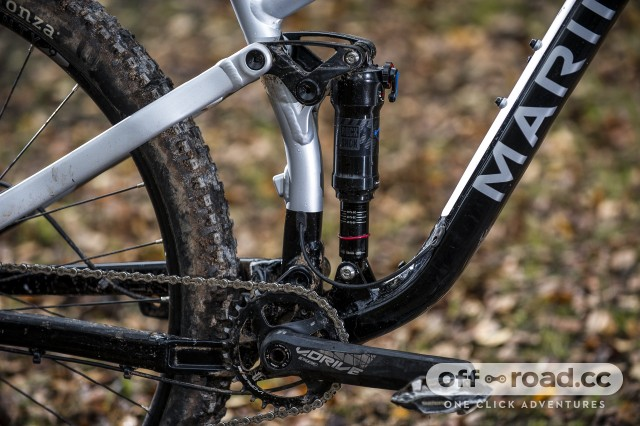 Marin Rift Zone 3 Detail Shock