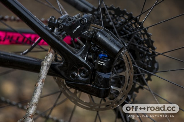 Specialized Women's Epic Carbon Comp Detail Brain