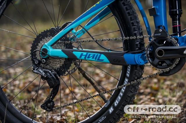Liv Cycling Hail Detail Chain Stays