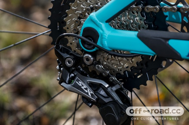 Liv Cycling Hail Detail Cassette