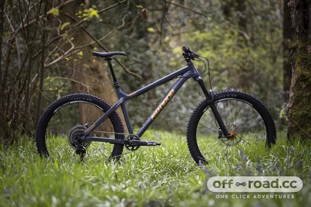Airdrop bikes Bitmap Hardtail