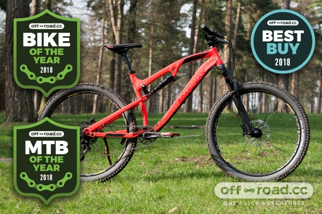OR Awards 2018 MTB of the year Boardman