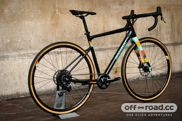 First Look Bergamont Grandurance 6 Gravel And All Road