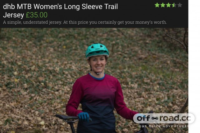 Best Women's MTB Jersey dhb trail.jpg