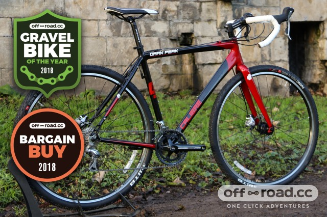 OR Awards 2018 Gravel bike of the year Calibre