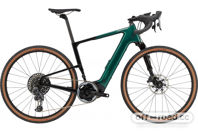 2021 Cannondale Topstone Neo Carbon Lefty 1