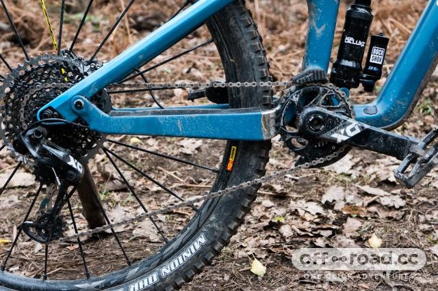 Canyon Strive CF Race 90 Review Bike Rigs Canyon strive