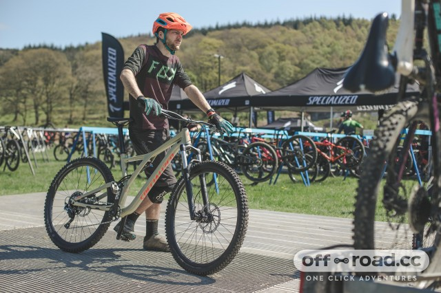 Specialized Trail Days ride something different
