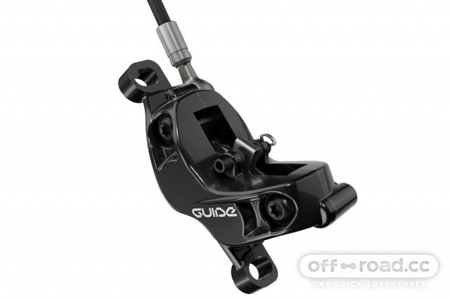 SRAM Guide T brakes Caliper