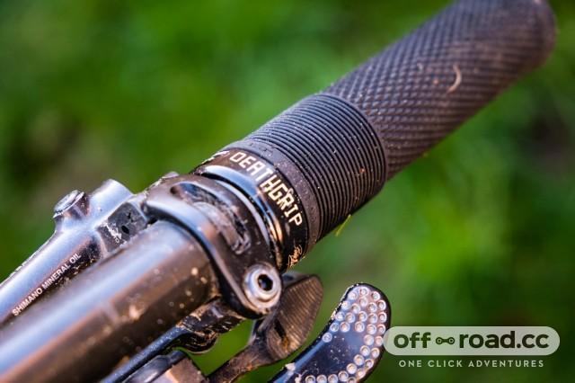 DMR Brendog DeathGrip Thin Flanged Mountain Bike Grips