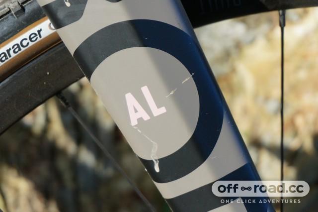 Rondo Ruut AL detail fork