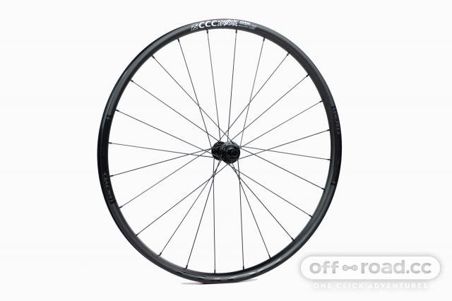 Boyd CCC gravel wheelset