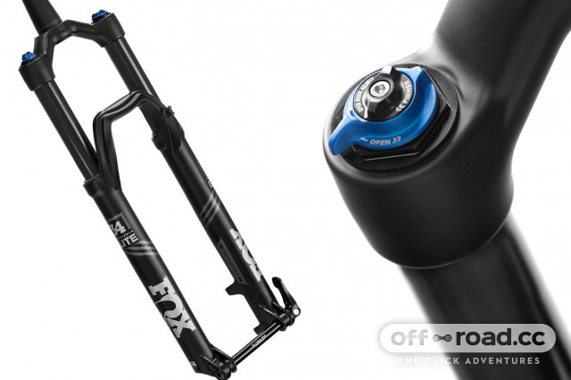 "2019 Fox 36 Float Factory Series FiT4 27.5/"" 160mm Fork Boost 44mm"