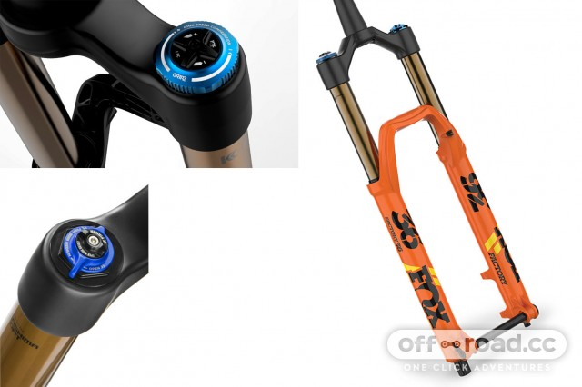 Your complete guide to the Fox Shox fork range | off-road cc
