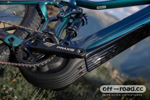 Liv Cycling Intrigue E+1 Detail e-bike motor