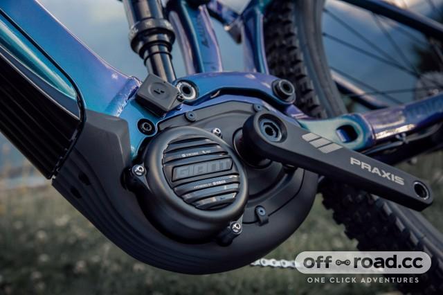 Liv Cycling Intrigue E+1 Detail e-bike motor 2