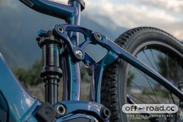 Liv Cycling Intrigue E+1 Detail e-bike linkage