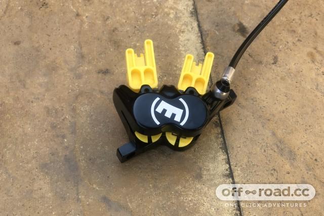 Magura MT5 brakes